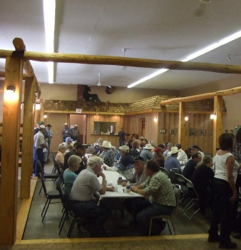 Gathering Center